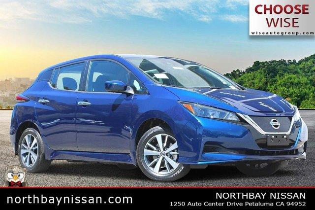 2021 Nissan LEAF S PLUS S PLUS Hatchback Electric [2]