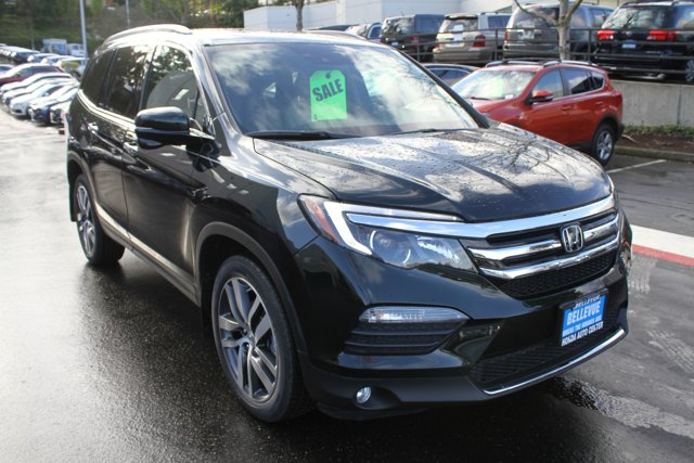 Used 2017 Honda Pilot in Bellevue, WA