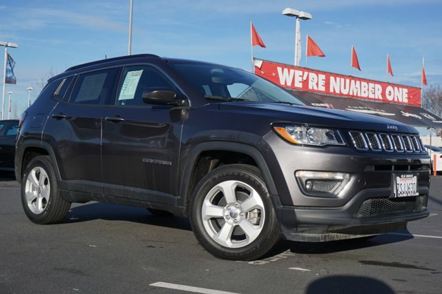 Used 2018 Jeep Compass Latitude FWD