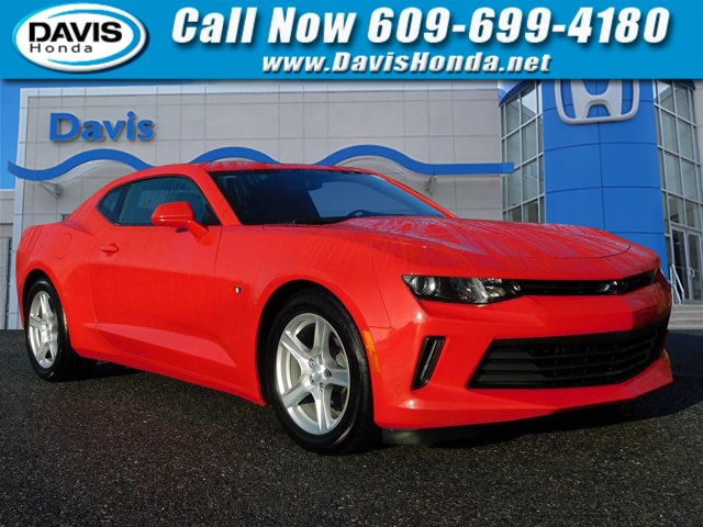 Used 2017 Chevrolet Camaro in Burlington, NJ