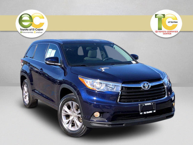 Used 2015 Toyota Highlander in Santee, CA