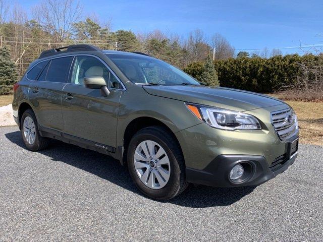 Used 2017 Subaru Outback in Saratoga Springs, NY