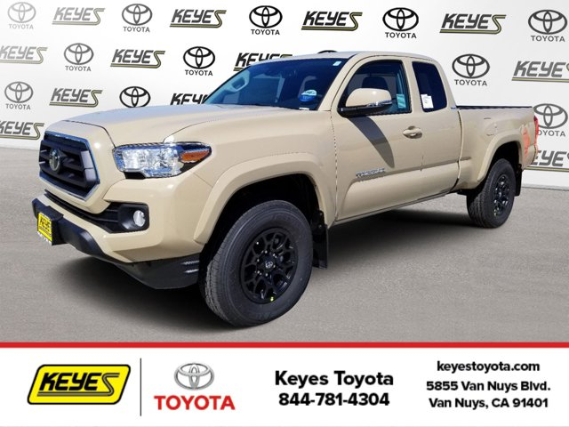 New 2020 Toyota Tacoma in Van Nuys, CA