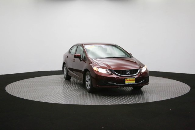 2015 Honda Civic for sale 124565 45