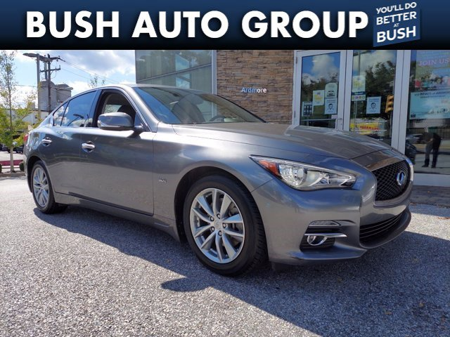 2017 INFINITI Q50 3.0t Premium 3.0t Premium AWD Twin Turbo Premium Unleaded V-6 3.0 L/183 [4]