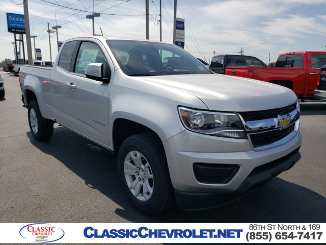 New 2020 Chevrolet Colorado in Owasso, OK