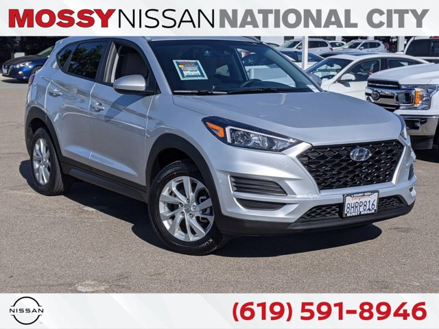 2019 Hyundai Tucson Value Value FWD Regular Unleaded I-4 2.0 L/122 [0]