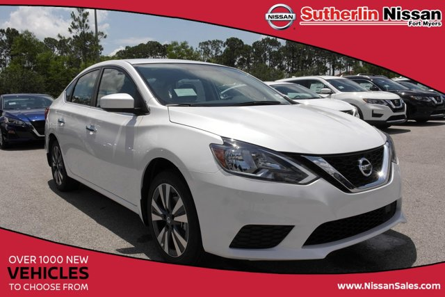 New 2019 Nissan Sentra in Fort Myers, FL