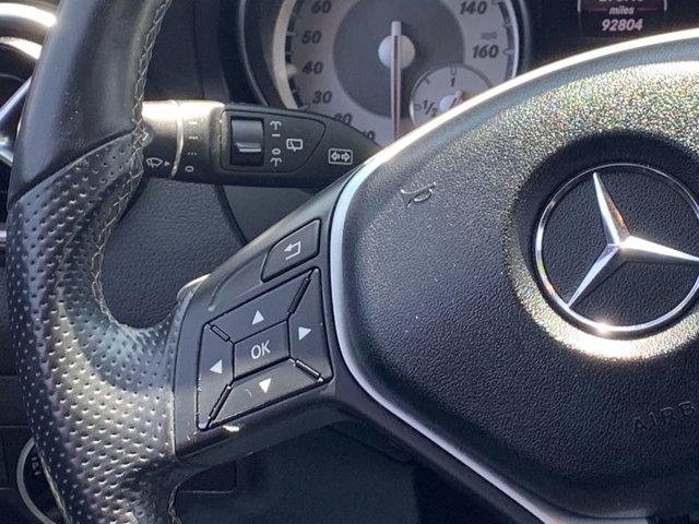 2015 Mercedes-Benz GLA-250 4MATIC 4D Sport Utility 4-Cyl Turbo 2.0L