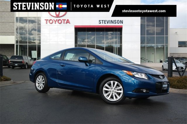 Used 2012 Honda Civic Coupe in Lakewood, CO