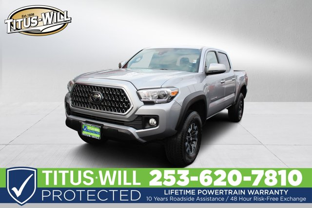 2018 Toyota Tacoma TRD OFF ROAD NAV 4WD