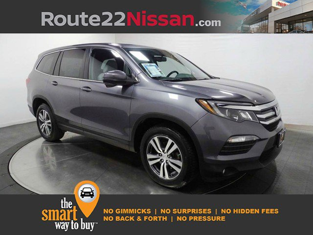 2016 Honda Pilot EX-L AWD 4dr EX-L Regular Unleaded V-6 3.5 L/212 [3]