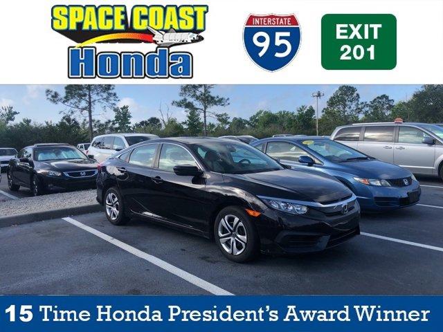 Used 2017 Honda Civic Sedan in Cocoa, FL