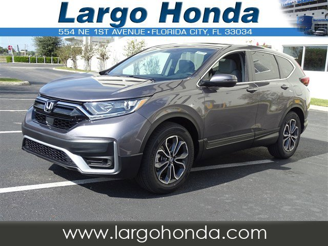 New 2020 Honda CR-V in Florida City, FL