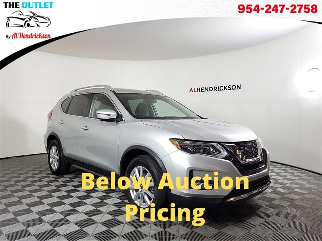 Used 2018 Nissan Rogue in Coconut Creek, FL