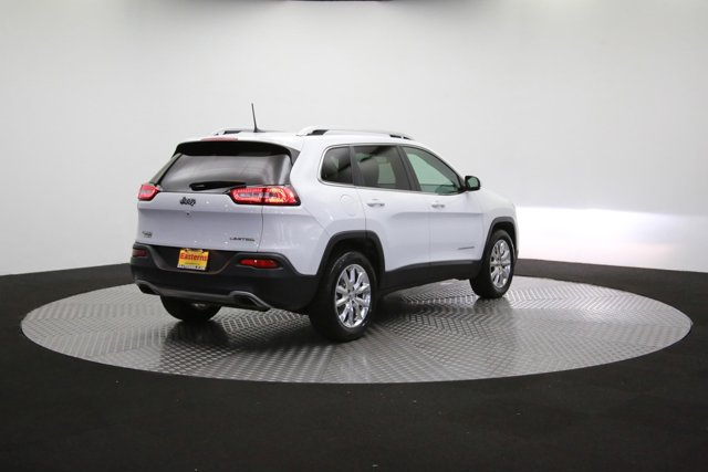 2017 Jeep Cherokee for sale 124861 36