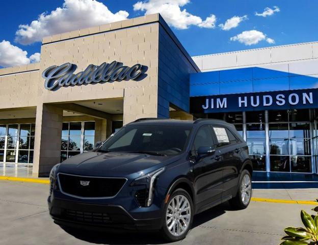 New 2019 Cadillac XT4 in , SC