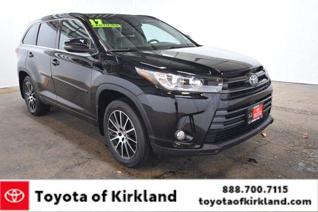 Used 2017 Toyota Highlander in Kirkland, WA