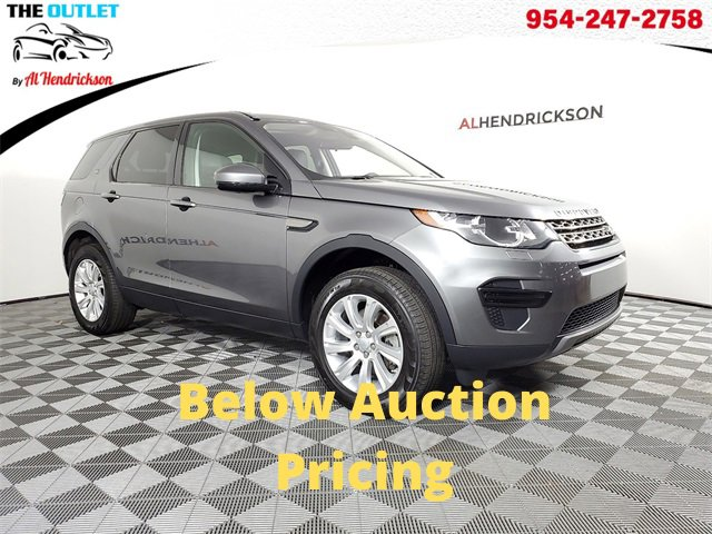Used 2019 Land Rover Discovery Sport in Coconut Creek, FL