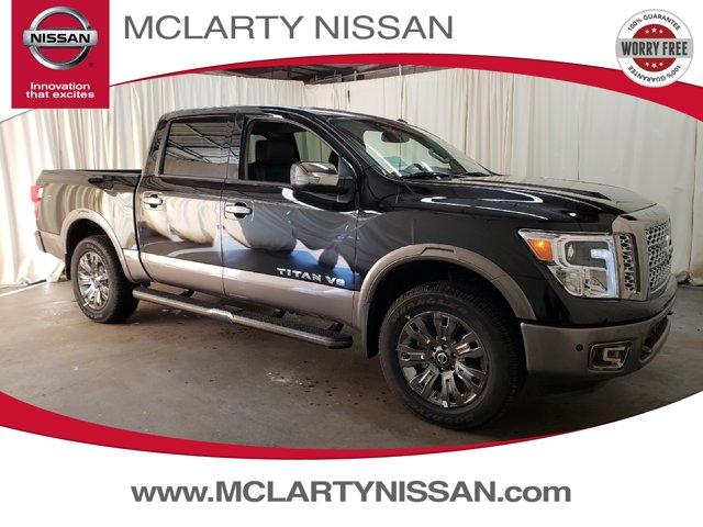 New 2019 Nissan Titan in Little Rock, AR