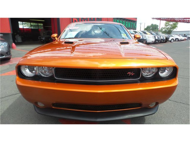 Used 2011 Dodge Challenger R-T Coupe 2D