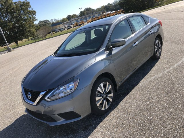 New 2019 Nissan Sentra in Enterprise, AL