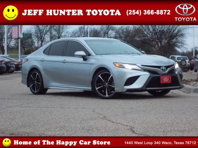 Used 2018 Toyota Camry in Waco, TX