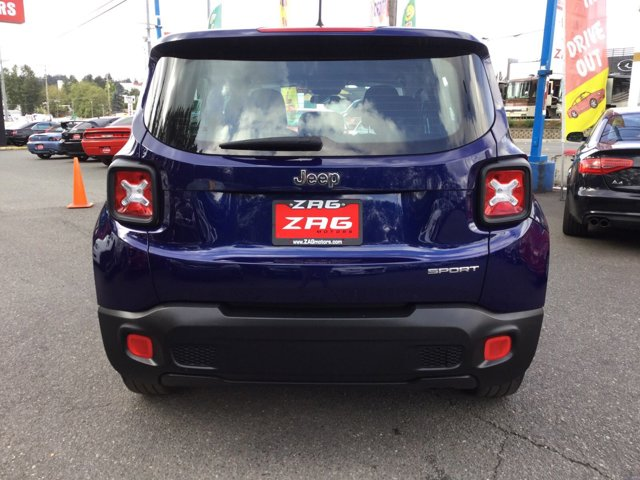 Used 2016 Jeep Renegade FWD 4dr Sport
