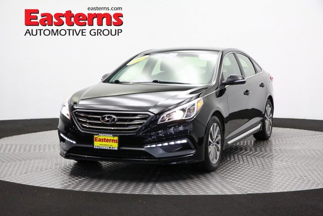 2017 Hyundai Sonata for sale 123411 0