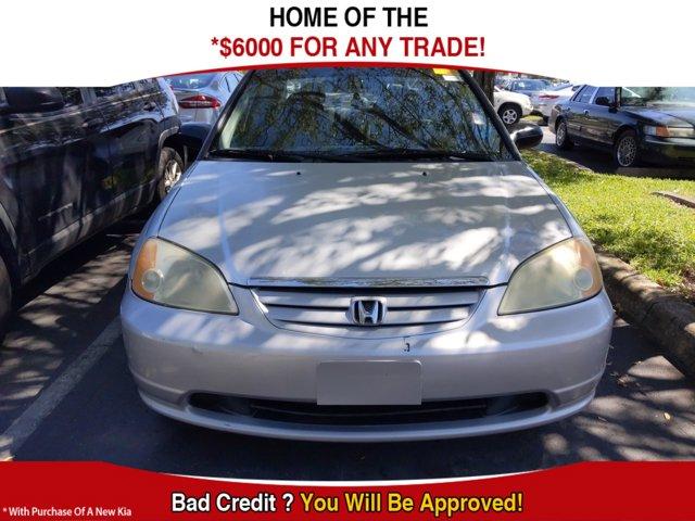 2003 Honda Civic Sedan LX