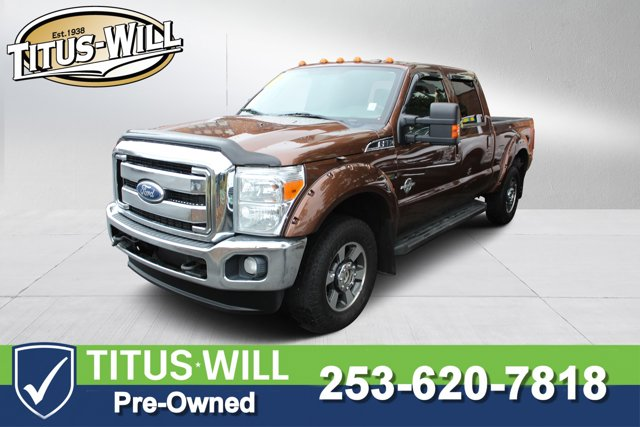 Used 2011 Ford Super Duty F-350 SRW in Tacoma, WA