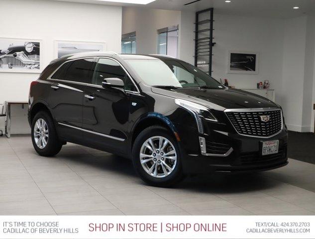 2020 Cadillac XT5 Luxury FWD FWD 4dr Luxury Turbocharged Gas I4 2.0L/ [14]