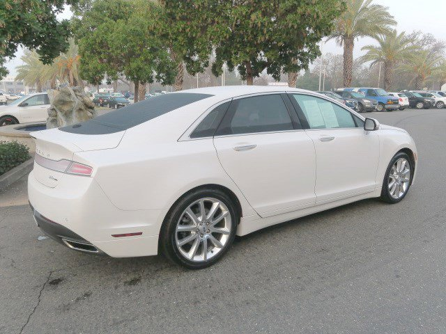Used 2016 LINCOLN MKZ 4dr Sdn FWD