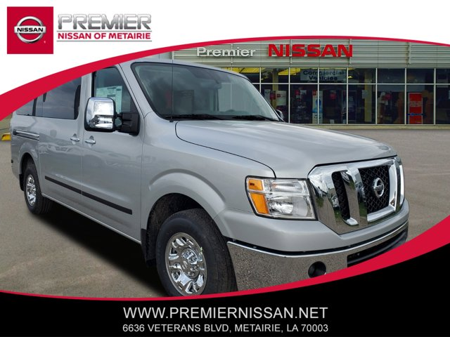 New 2020 Nissan NV Passenger in Metairie, LA