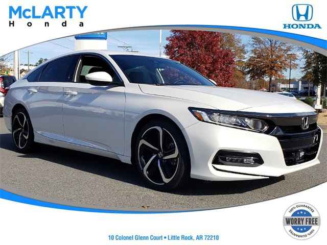 New 2020 Honda Accord Sedan in Little Rock, AR