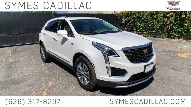 2022 Cadillac XT5 FWD Premium Luxury FWD 4dr Premium Luxury Turbocharged Gas I4 2.0L/ [2]