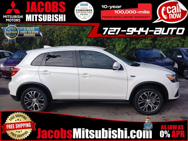 New 2019 Mitsubishi Outlander Sport in New Port Richey, FL