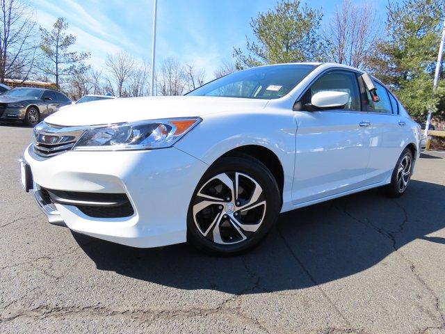 Used 2017 Honda Accord Sedan in Nanuet, NY
