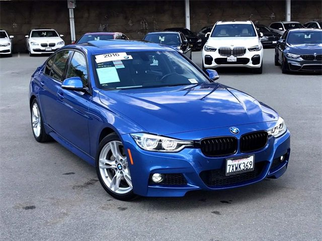 Used 2016 BMW 3 Series in Chula Vista, CA