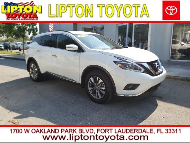 Used 2018 Nissan Murano in Ft. Lauderdale, FL