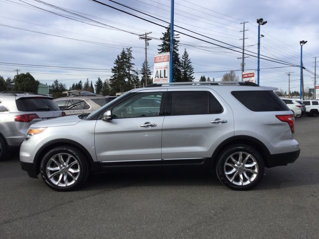 Used 2011 Ford Explorer 4WD 4dr Limited
