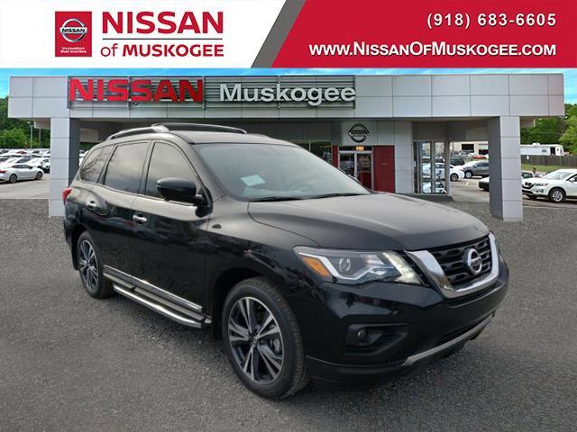 New 2020 Nissan Pathfinder in Muskogee, OK