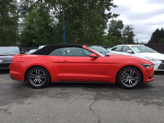 Used 2017 Ford Mustang EcoBoost Premium Convertible