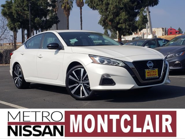 2021 Nissan Altima 2.0 SR 2.0 SR Sedan Intercooled Turbo Regular Unleaded I-4 2.0 L/120 [12]