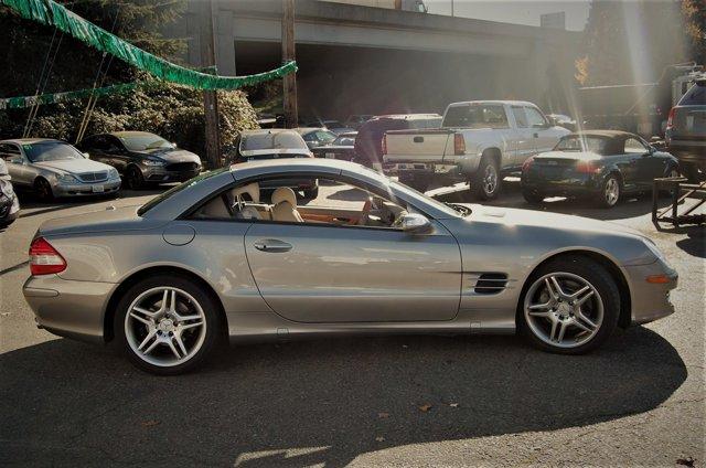 Used 2007 Mercedes-Benz SL-Class 2dr Roadster 5.5L V8