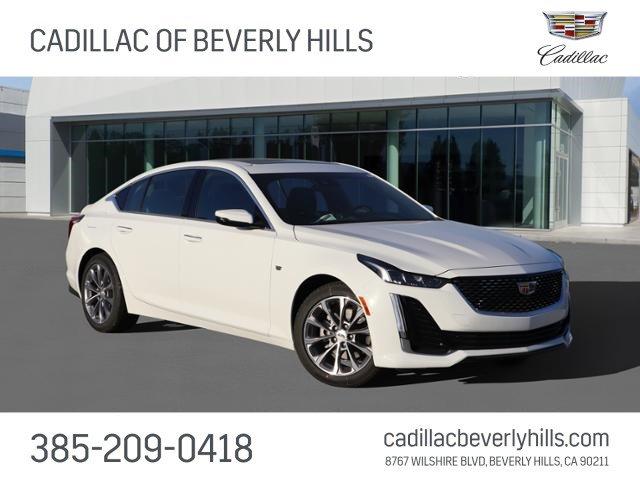 2021 Cadillac CT5 Premium Luxury 4dr Sdn Premium Luxury Turbocharged Gas I4 2.0L/ [7]