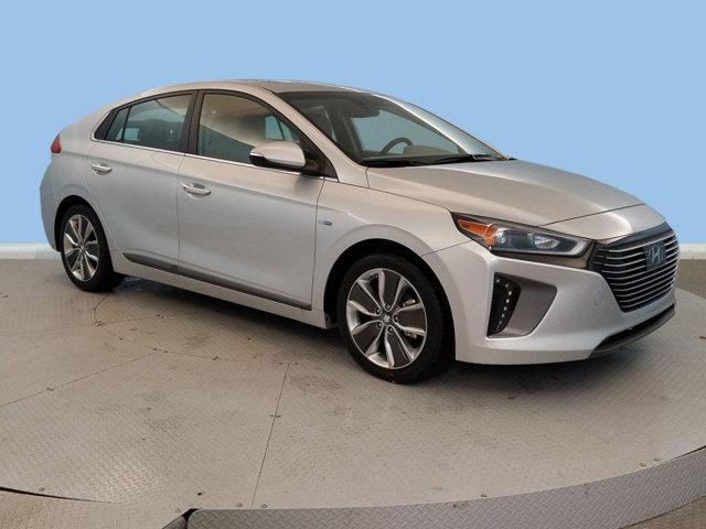 New 2019 Hyundai Ioniq Hybrid in Jacksonville, Swansboro, and Wilmington, NC