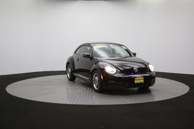 2016 Volkswagen Beetle Coupe for sale 124793 46