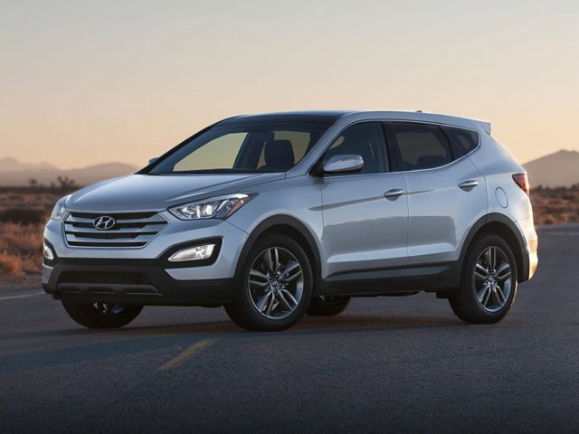 Used 2016 Hyundai Santa Fe Sport in Fairfield, Vallejo, & San Jose, CA