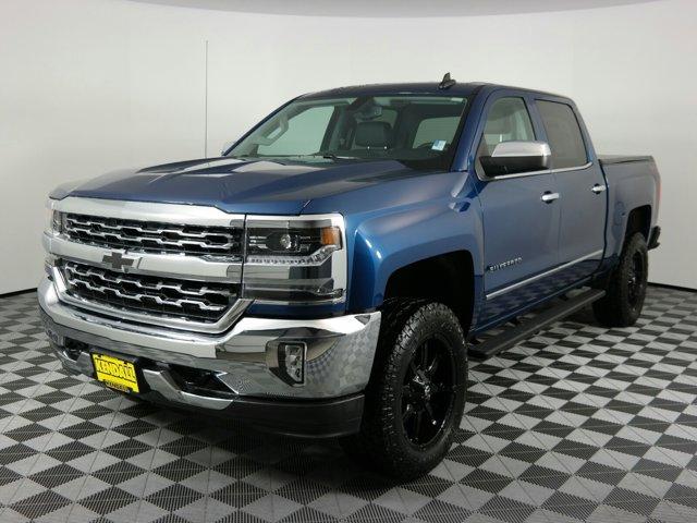 Used 2018 Chevrolet Silverado 1500 in Marysville, WA